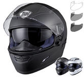 THH TS-80 Plain Full Face Helmet Tinted Visor Kit