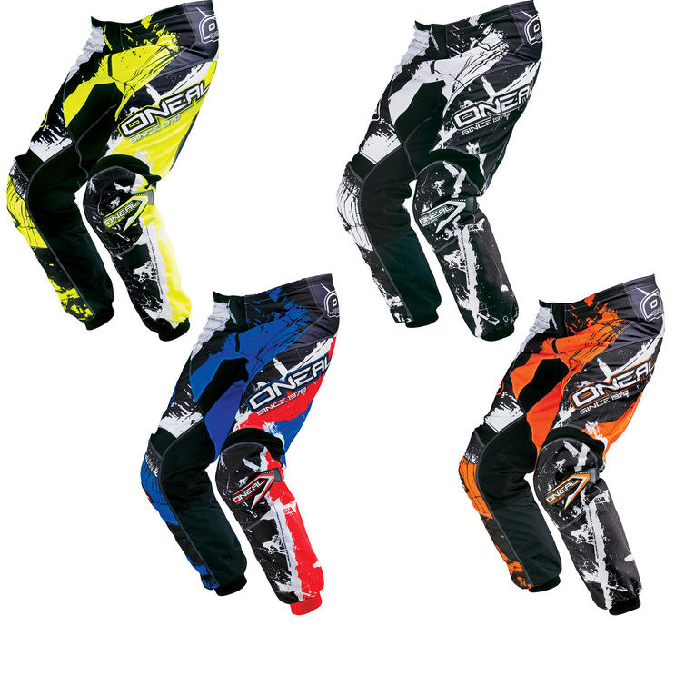 Oneal Element Kids 2016 Shocker Motocross Pants