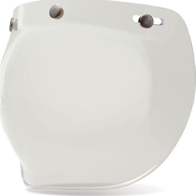 Bell Custom 500 Bubble Visor >> Bell Custom 500 Deluxe Open Face Scooter Helmet & Optional Bubble Visor Retro   eBay