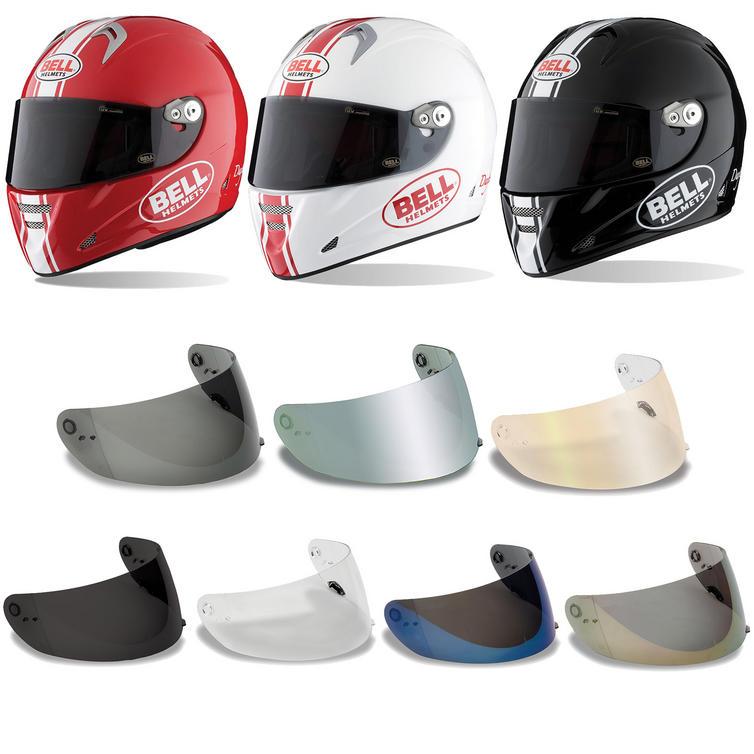 Bell M5X Daytona Graphic Motorcycle Helmet and Visor