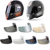 Bell M5X Daytona Carbon Motorcycle Helmet and Visor