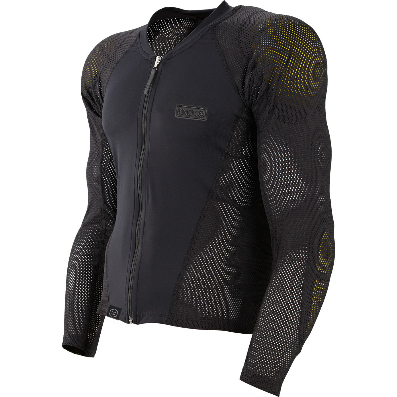 Knox-Venture-Shirt-Protector-Black-Flexible-Lightweight-Body-Armour-CE-Approved