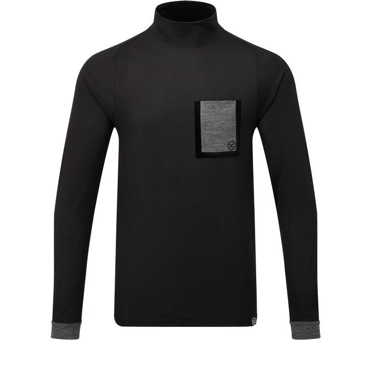 Knox Dry Inside Joseph Turtle Neck Long Sleeve Shirt