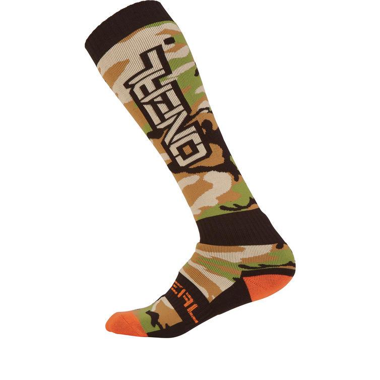 Oneal Camo Pro MX Socks