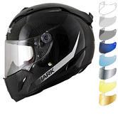 Shark Race-R Pro Carbon Skin Motorcycle Helmet & Visor