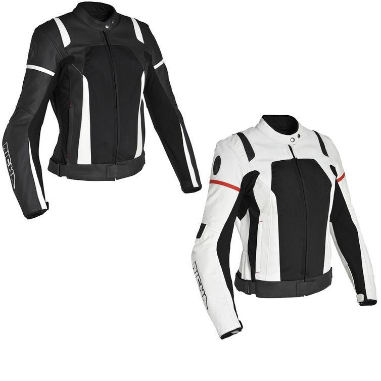 Richa Athena Ladies Leather Motorcycle Jacket
