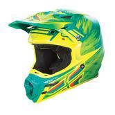 Fly Racing 2016 F2 Carbon Short Replica Motocross Helmet