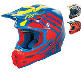 Fly Racing 2016 F2 Carbon Zoom Motocross Helmet