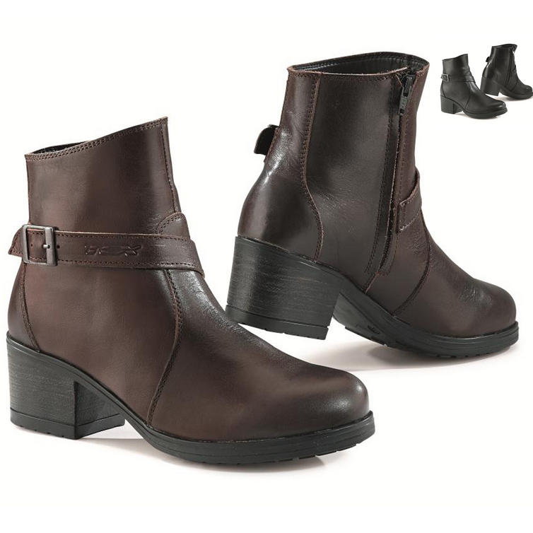 TCX X-Boulevard WP Ladies Motorcycle Boots