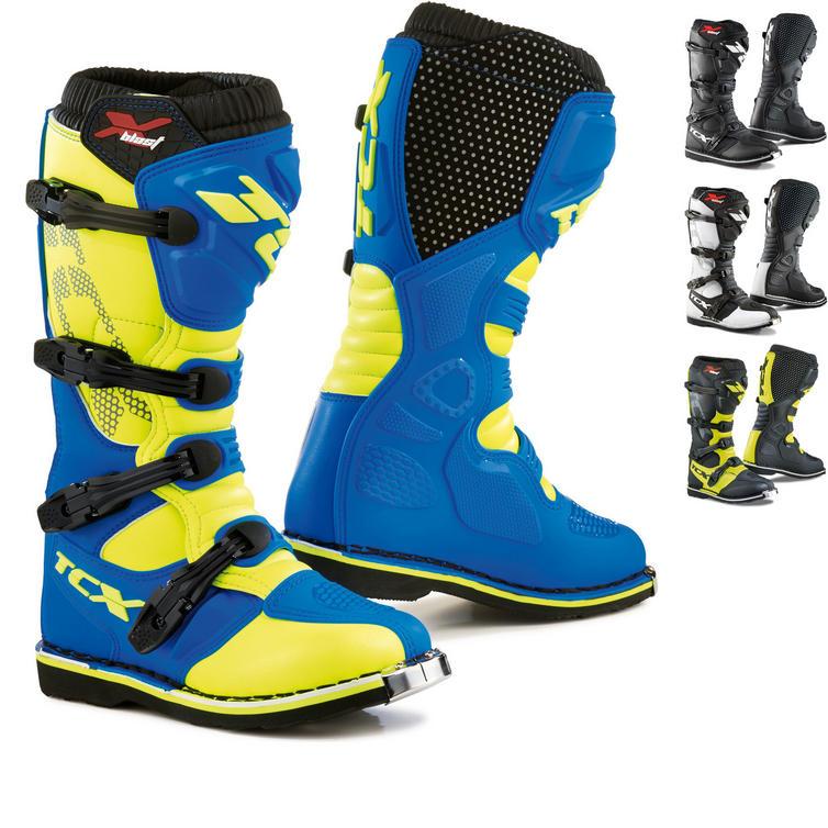 TCX X-Blast Motocross Boots