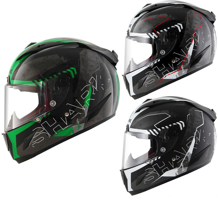 Shark Race-R Pro Cintas Motorcycle Helmet