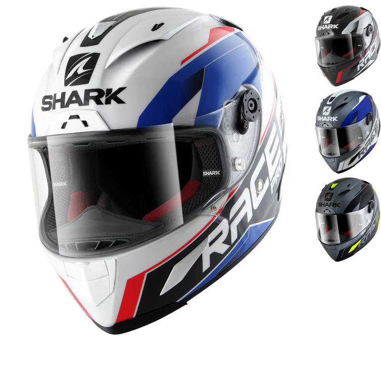 Shark Race-R Pro Sauer Motorcycle Helmet