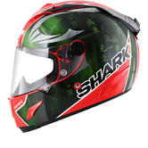 Shark Race-R Pro Sykes Replica Motorcycle Helmet