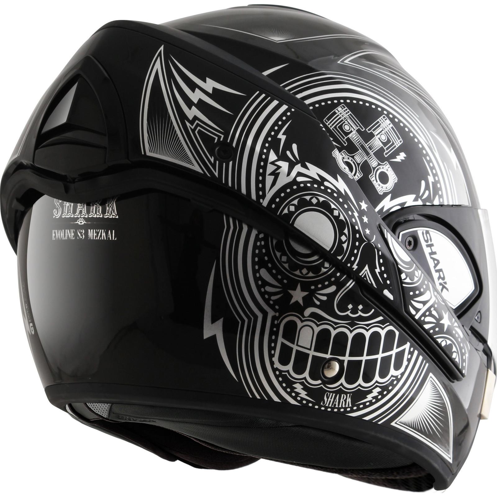 shark motorcycle accessories