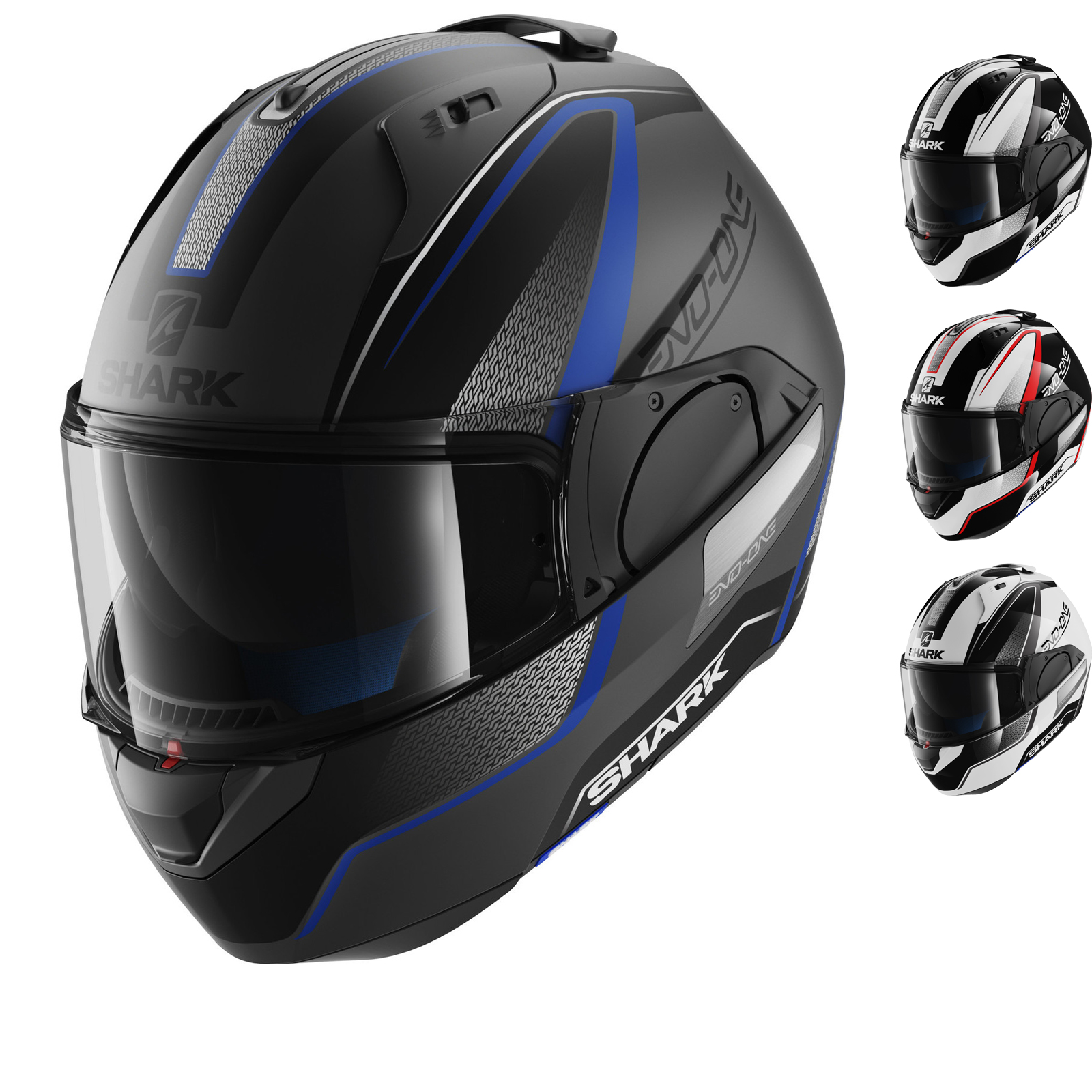 shark evo one astor flip front motorcycle helmet flip front helmets. Black Bedroom Furniture Sets. Home Design Ideas