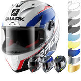 Shark Race-R Sauer Motorcycle Helmet & Visor