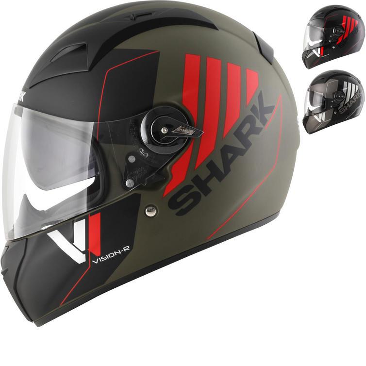 Shark Vision-R Series 2 Cartney Motorcycle Helmet