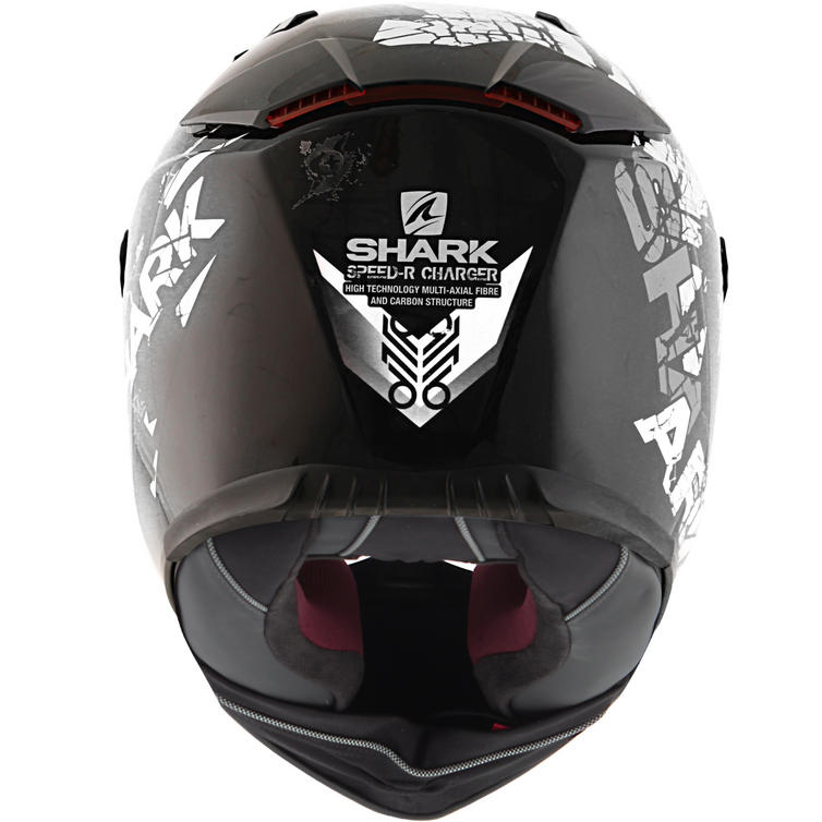 shark speed r charger motorcycle helmet visor full face helmets. Black Bedroom Furniture Sets. Home Design Ideas
