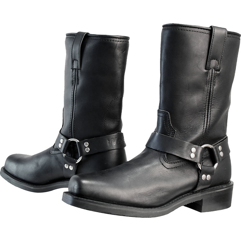 Weise Cowboy Motorcycle Boots Cruiser Boots Ghostbikes Com