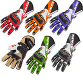 Spada Predator 2 Leather Motorcycle Gloves