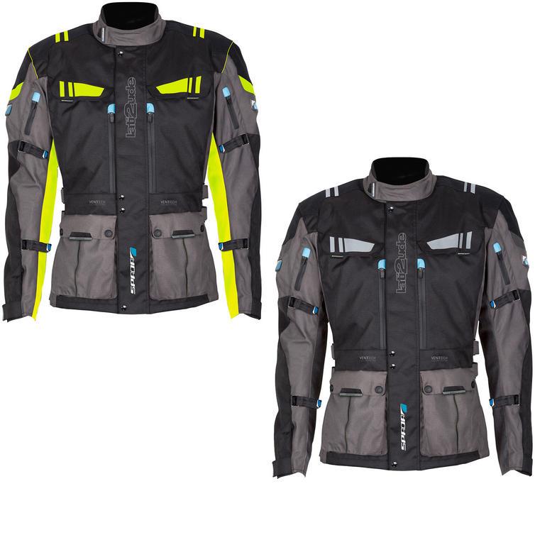 Spada Lati2ude Motorcycle Jacket