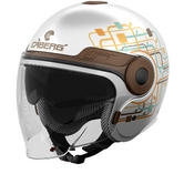 Caberg Uptown Lady Open Face Motorcycle Helmet