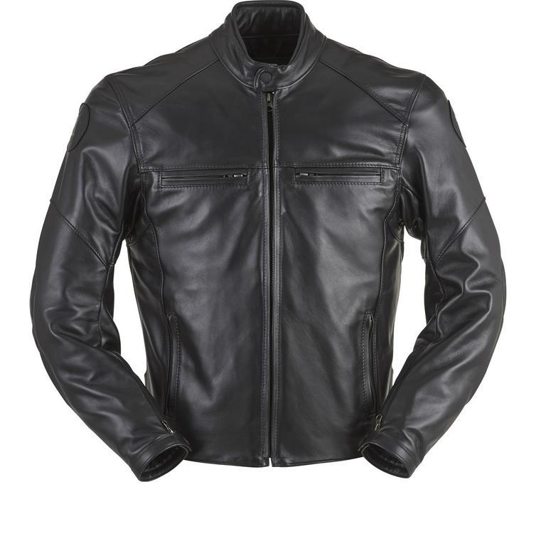 Furygan Vince Banshee Leather Motorcycle Jacket