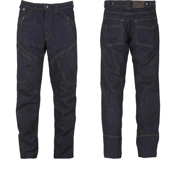 Furygan Jean D03 Blue Motorcycle Jeans
