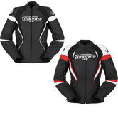 Furygan Xenia Racing Ladies Leather Motorcycle Jacket