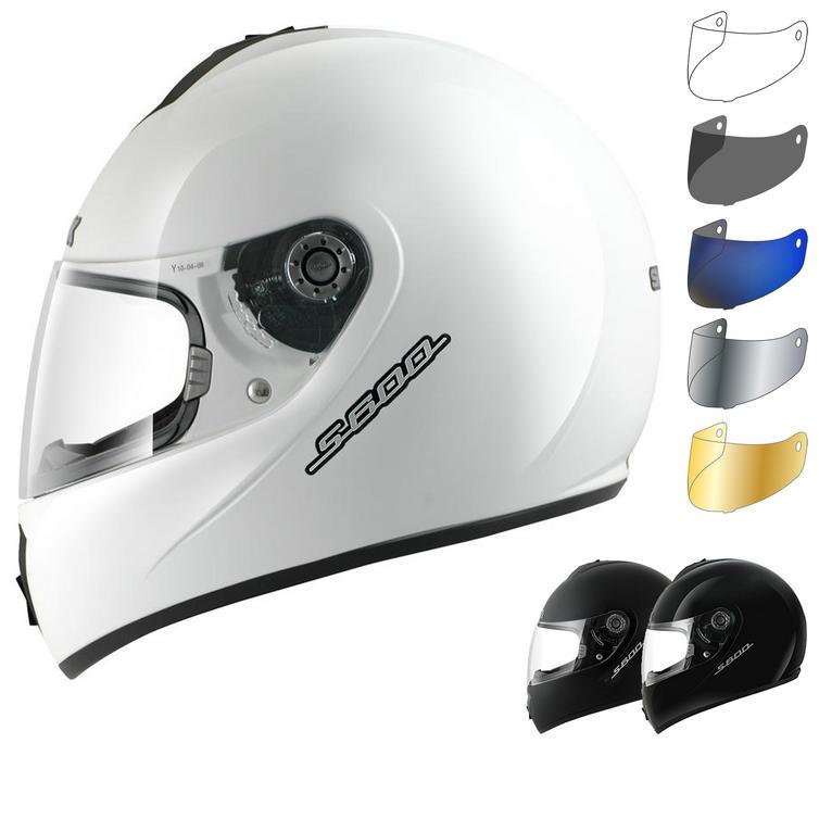 8d7b855b Shark S600 Prime Motorcycle Helmet & Visor - Full Face Helmets -  Ghostbikes.com