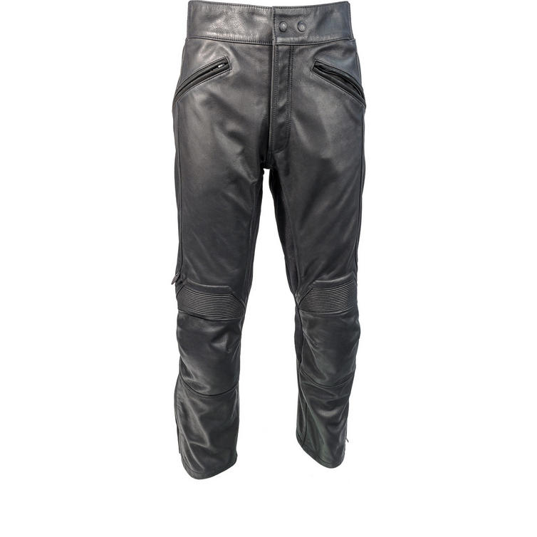 Richa Cafe Leather Motorcycle Trousers