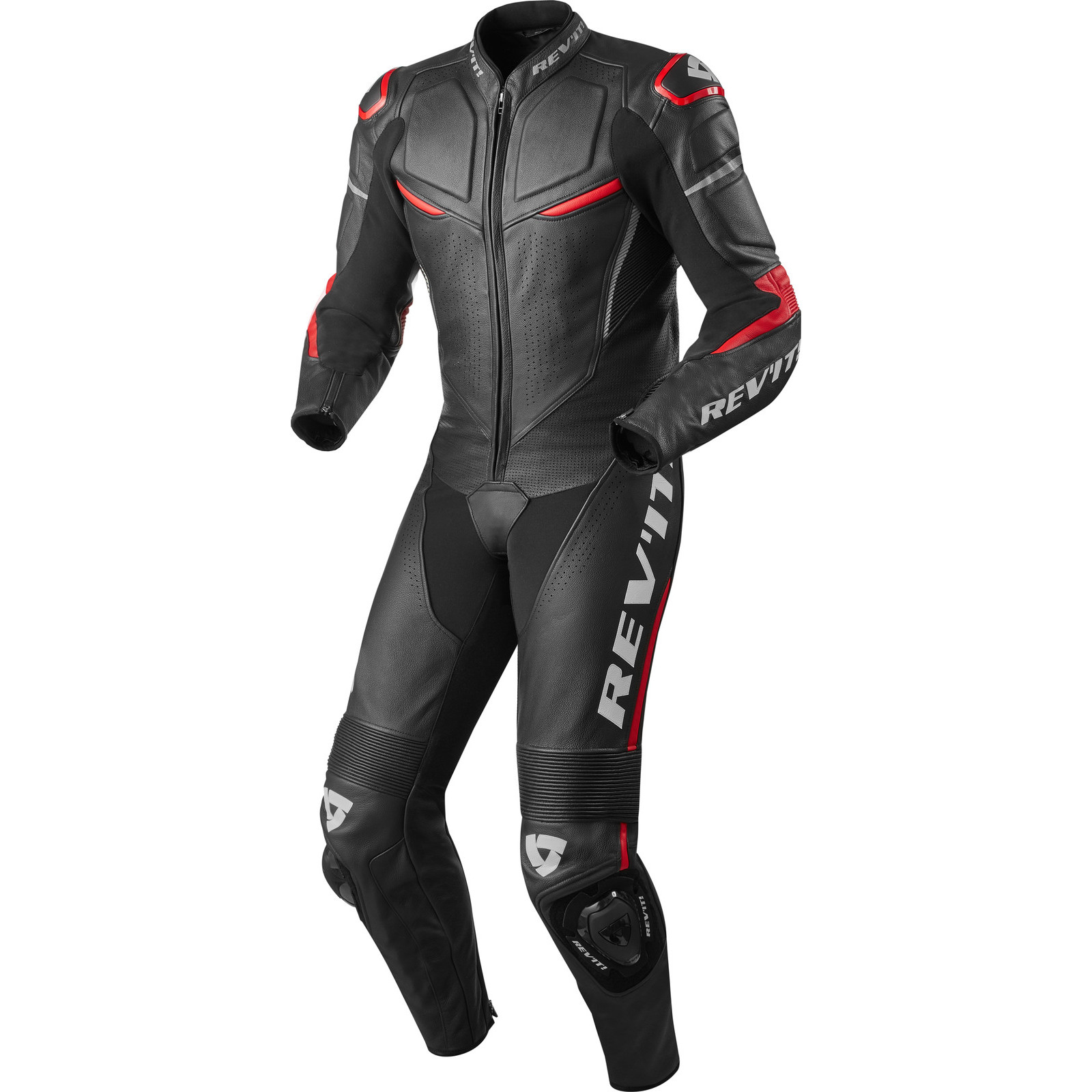 Choosing the right suit is no easy task, but thanks to a wide selection from top brands such as Dainese, Alpinestars, Spidi, REV'IT!, Bilt and Sedici, Cycle Gear has both one and two piece leather suits that offer the latest in protective technology, ergonomics and comfort.
