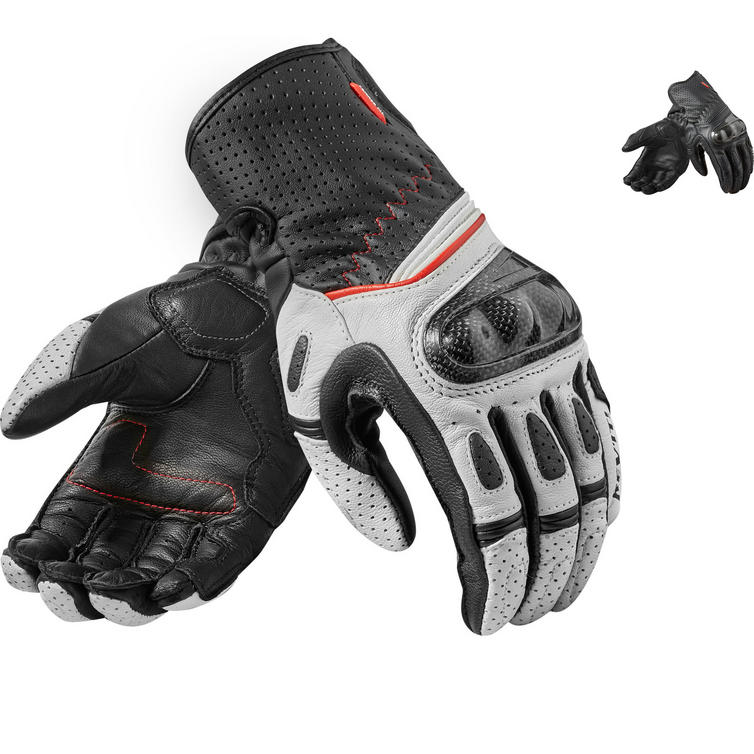 Rev It Chevron 2 Ladies Leather Motorcycle Gloves