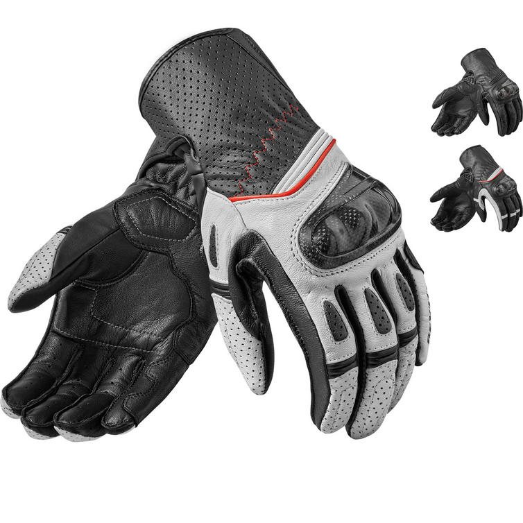 Rev It Chevron 2 Leather Motorcycle Gloves