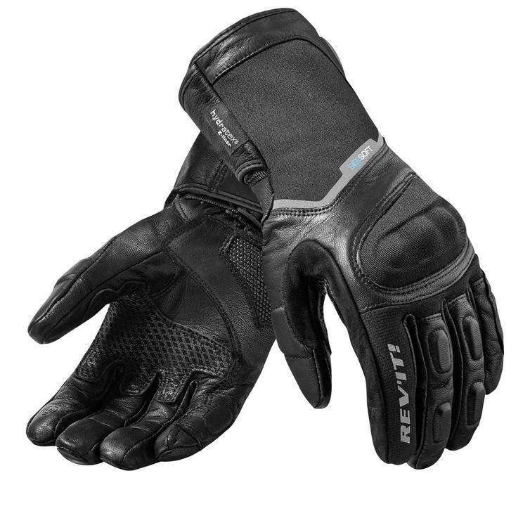 Rev It Summit 2 H2O Ladies Leather Motorcycle Gloves