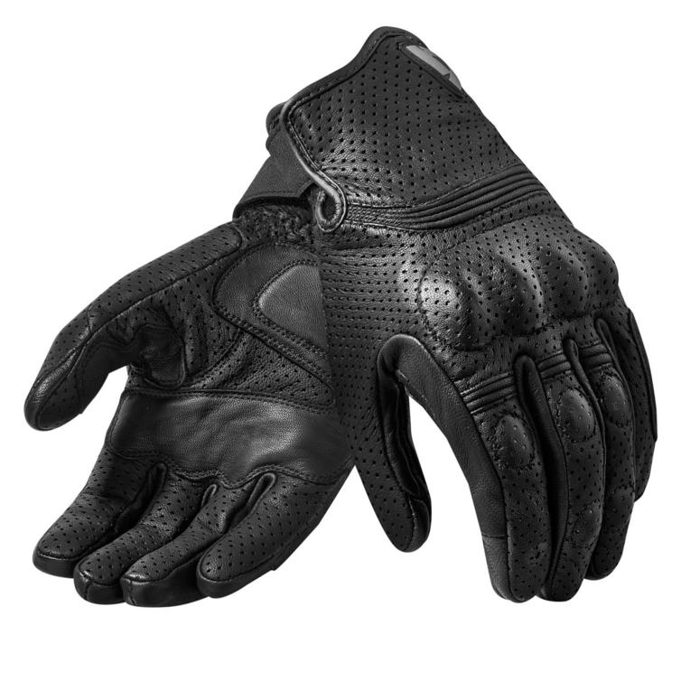 Rev It Fly 2 Ladies Leather Motorcycle Gloves