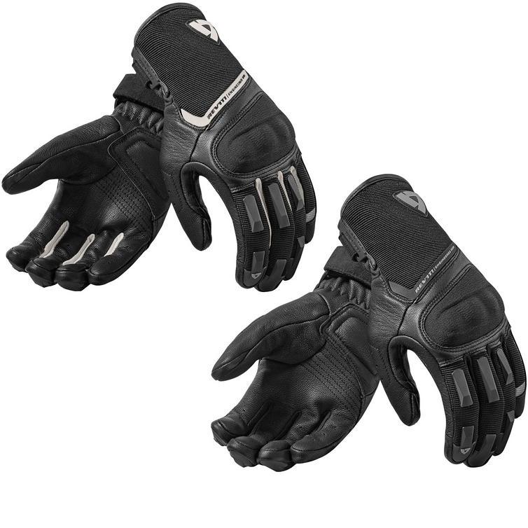 Rev It Striker 2 Ladies Leather Motorcycle Gloves