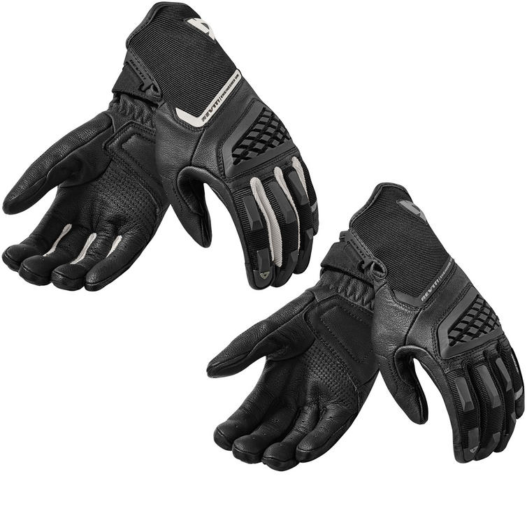 Rev It Neutron 2 Ladies Leather Motorcycle Gloves