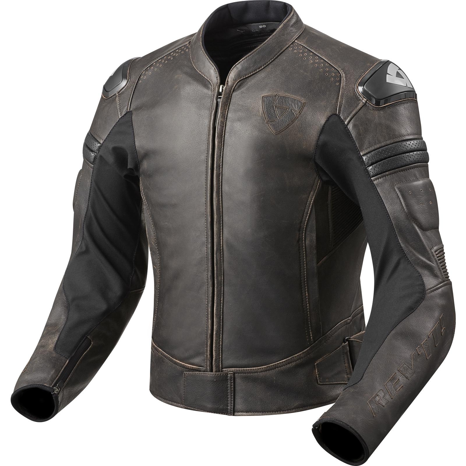 Vintage leather motorcycle jacket aOocZyg