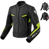 Rev It Masaru Leather Motorcycle Jacket