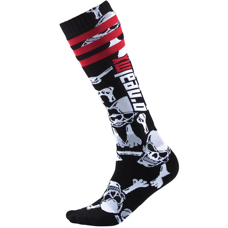 Oneal Pro MX Crossbones Motocross Socks