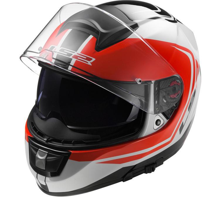 LS2 FF397.25 Vector Wake Motorcycle Helmet