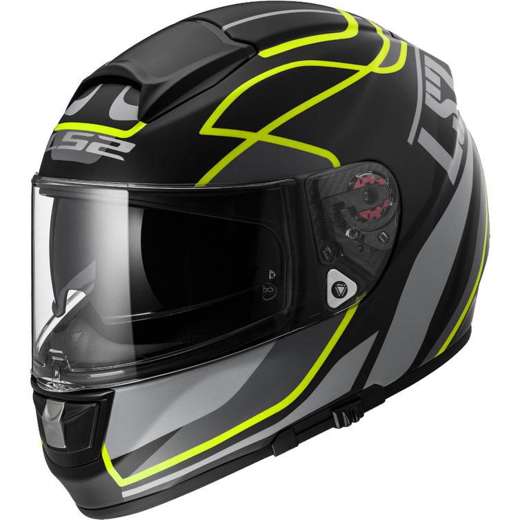 LS2 FF397.26 Vector Vantage Motorcycle Helmet