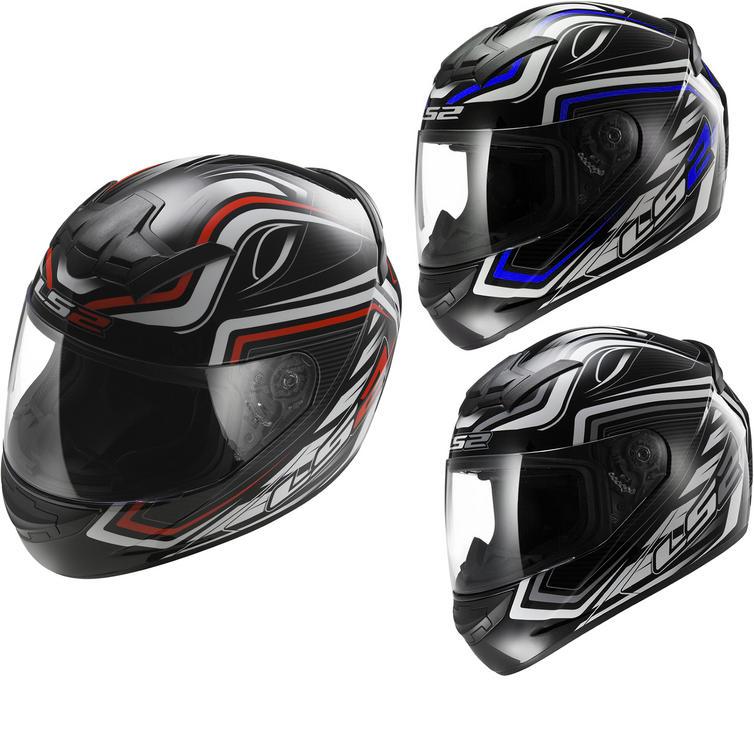 LS2 FF352.33 Rookie Ranger Motorcycle Helmet