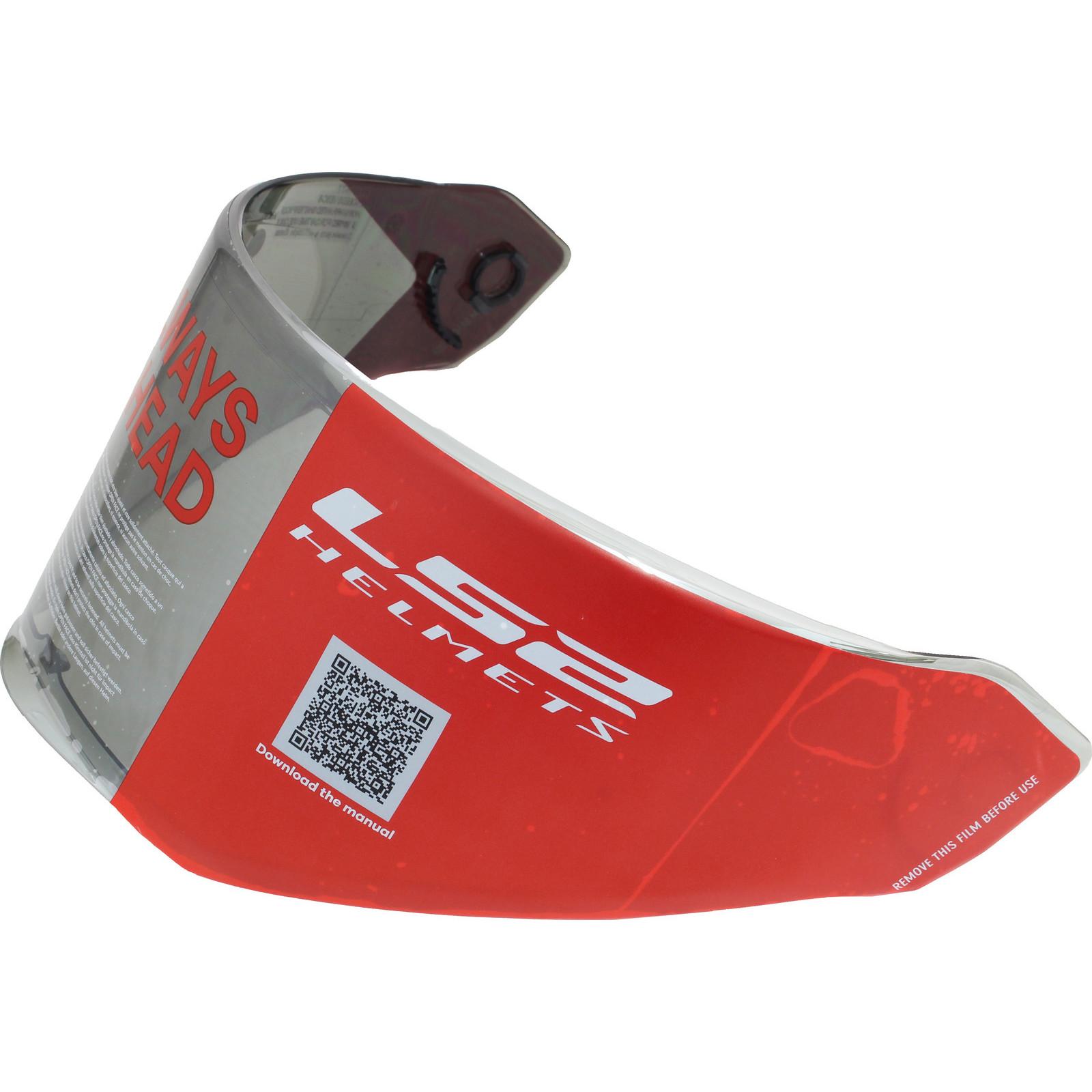 7ef9b539 LS2 FF324.21 Metro Firefly Flip Front Motorcycle Helmet Visor ...