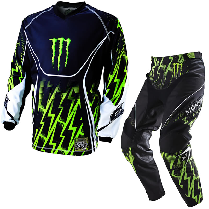 Youth Kawasaki Riding Gear