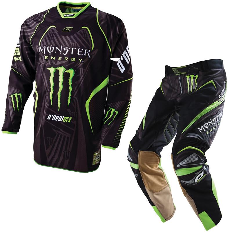 Kawasaki Riding Gloves