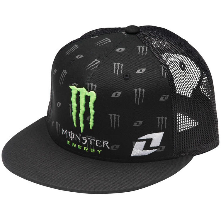 One Industries Monster Energy Coach Cap - Hats   Headwear - Ghostbikes.com 19781389877