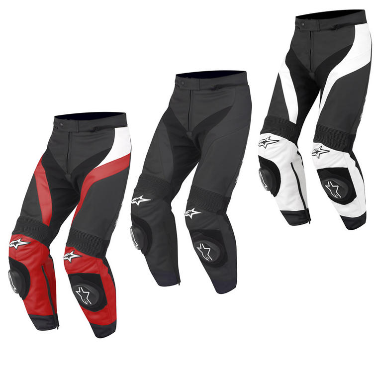 Alpinestars GP Plus Leather Motorcycle Trousers