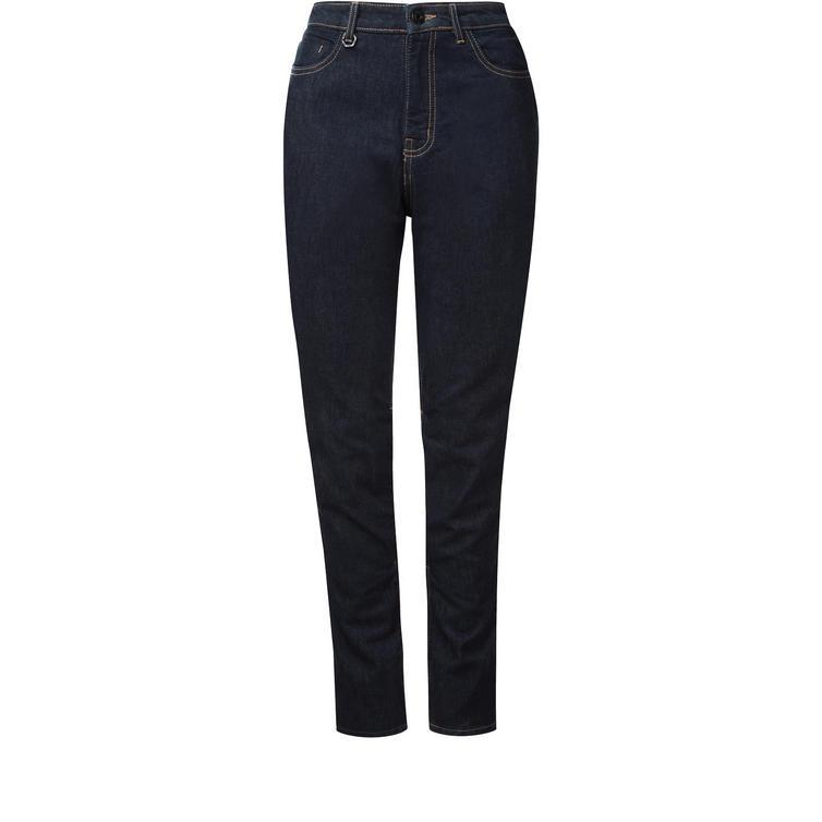 Knox Brooke Ladies Blue Motorcycle Jeans